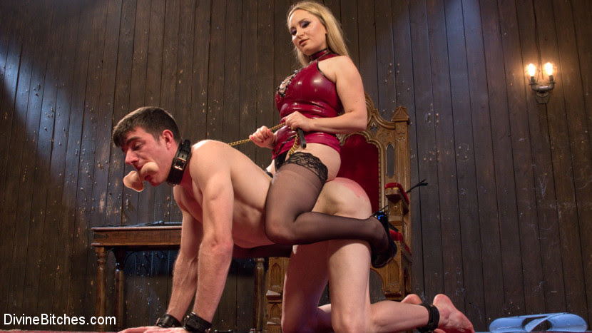 Mistress Spit Slave Mouth