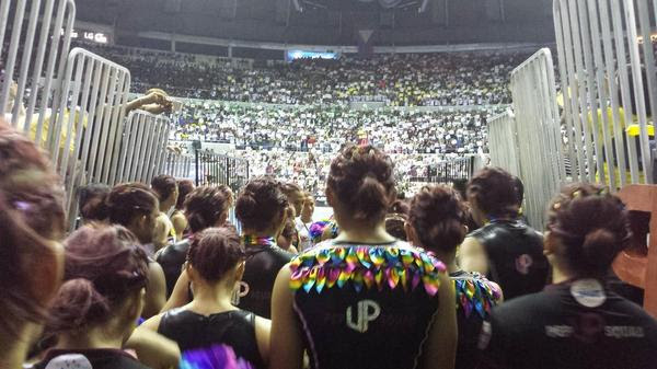 UAAP Cherdance Competition