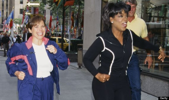 katie couric workout