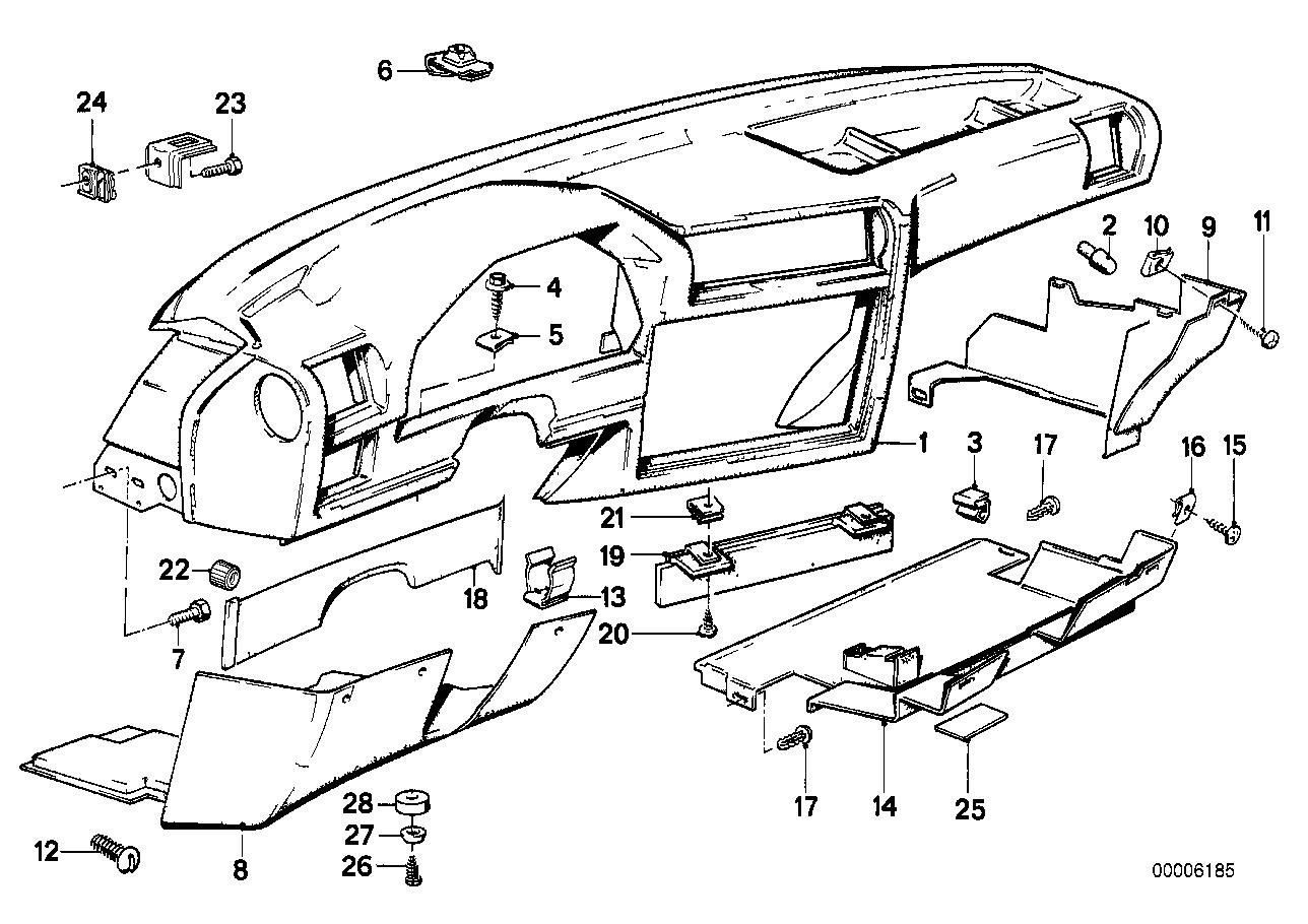 28 Bmw E30 Parts Diagram - Wiring Diagram List