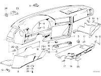 1991 Bmw 325 I Fuse Box Diagram