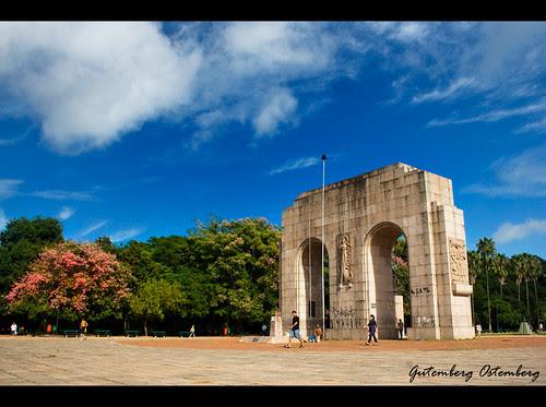 238 Anos de Porto Alegre - Parque Farroupilha - Redenção