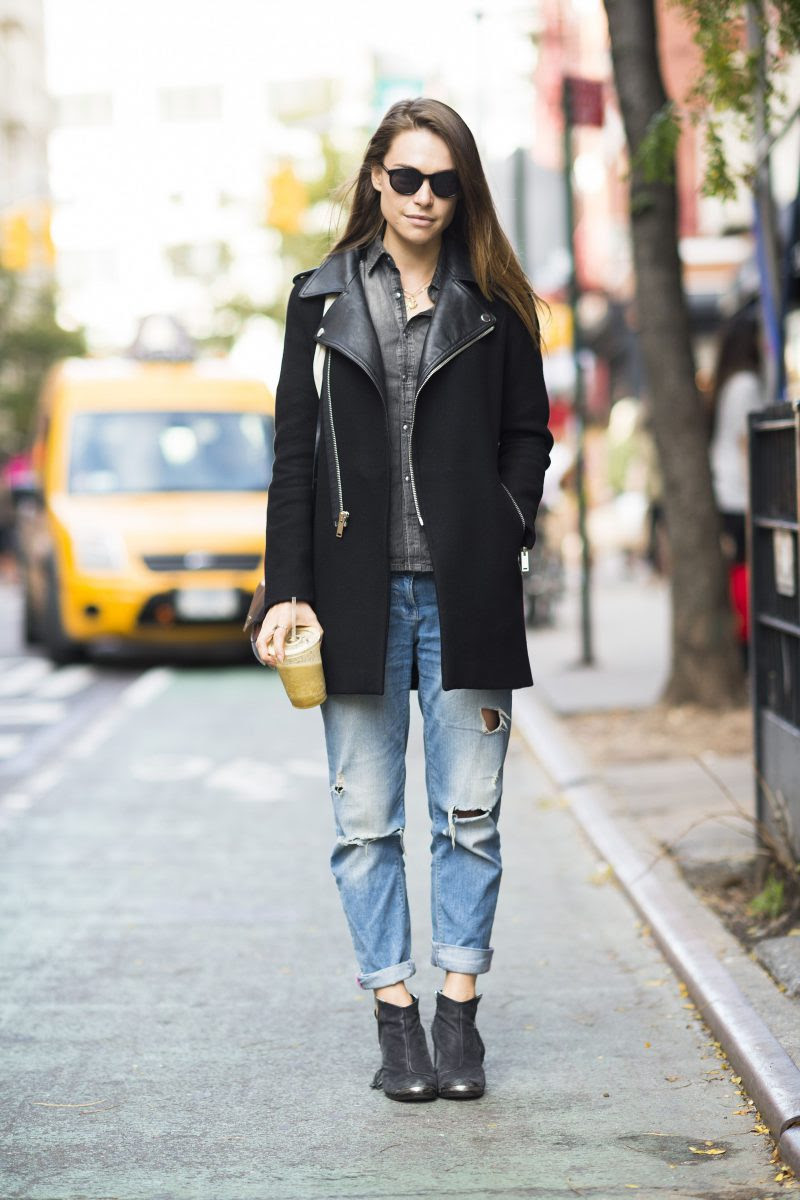 trendy outfits for the end of winter 2019