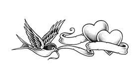 Significado Tatuaje Golondrina Azulejo Vencejo 1 Tatuarteorg