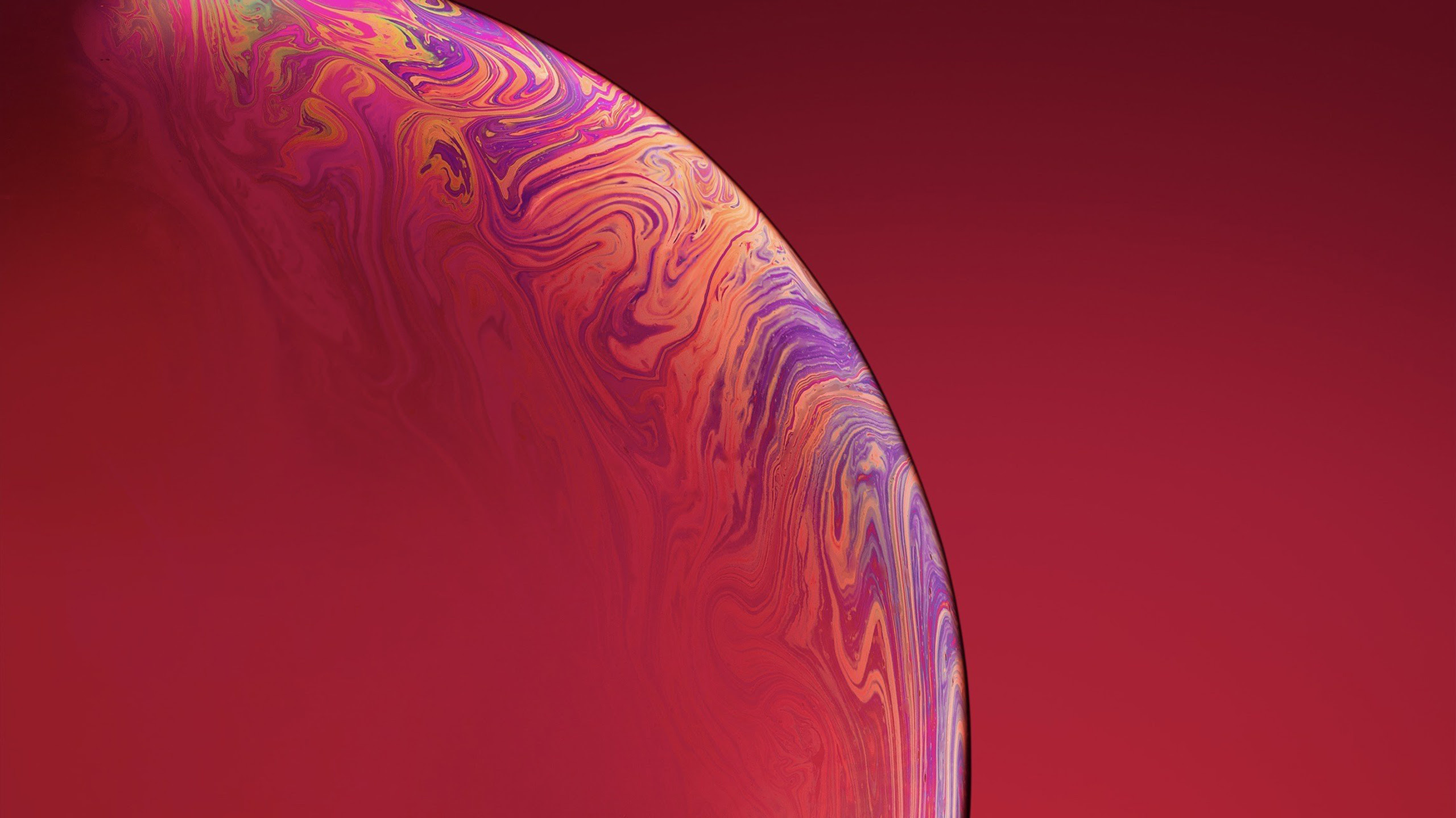 IPhone Xs Double Bubble Red, HD Computer, 4k Wallpapers, Images, Backgrounds, Photos and Pictures