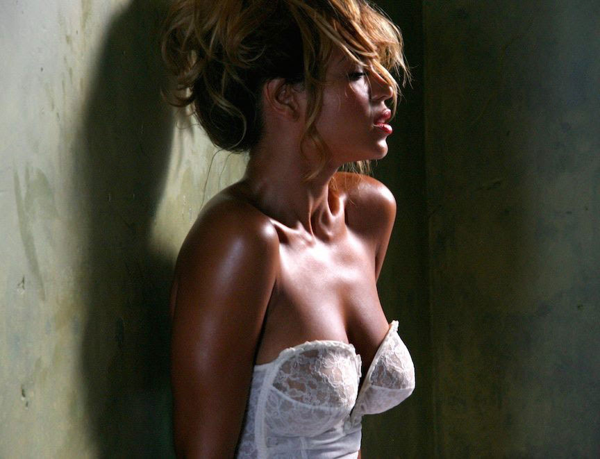 Beyonce top sexy