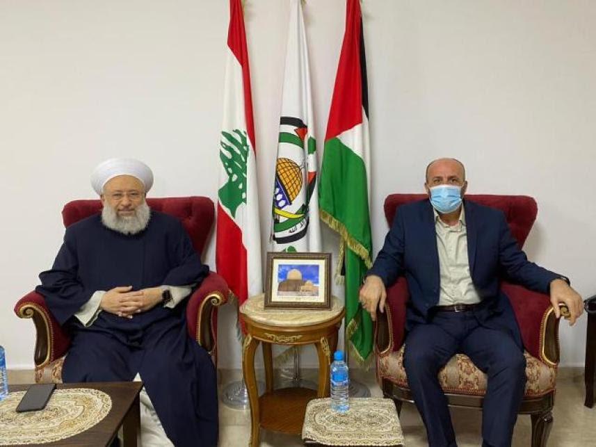 الشيخ حمود وعبد الهادي