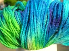 Dye-o-Rama Yarn