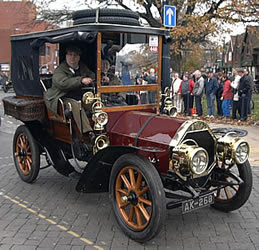Entry 446: Aster, 1904, 16/20 HP, entrant: The Ward Collection