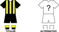 Uniforme Selección Guaraniense de Fútbol
