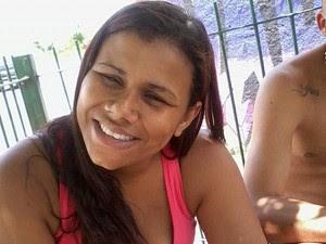 Camila Maria Aparecida foi morta a tiros na zona leste (Foto: Reprodução/Facebook)