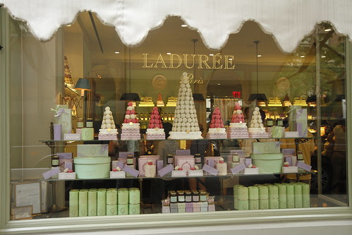 Laduree in NYC