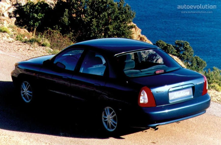 DAEWOO Nubira - 1997, 1998, 1999 - autoevolution