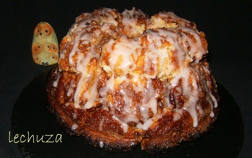Pinch Cake Monkey Bread