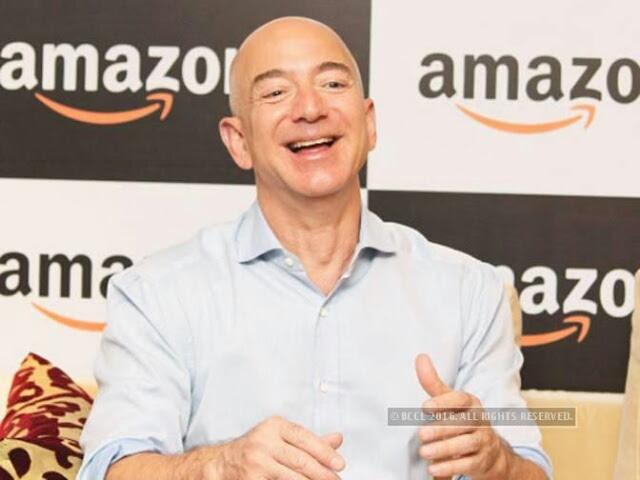 Black Friday: Amazon's Jeff Bezo Hits $100 Billion Mark