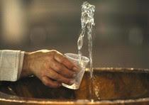 Arsenico nell'acqua, risarcimento di 100 euro
