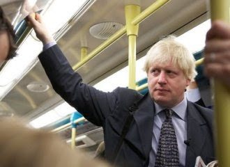 Boris on the Tube