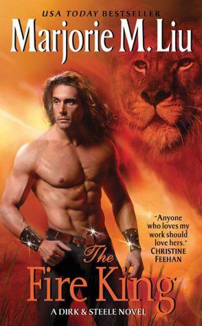 The Fire King (Dirk & Steele Series #9)