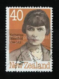 The Reading Life Katherine Mansfield Project