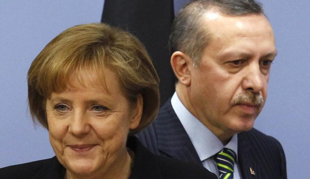 Συμπαιγνία Γερμανίας-Τουρκίας σε βάρος της Ελλάδας για τα κοιτάσματα;