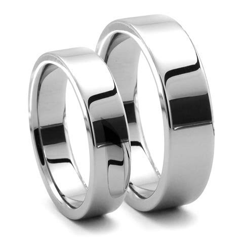View Full Gallery of Beautiful Wedding Bands Matching His