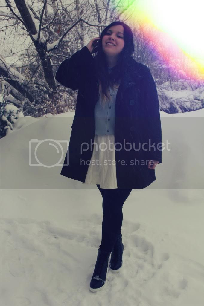 plus size fashion, fatshion february, plus size blogger, canadian winter, toronto, plus size pea coat, plus size coat, canada, fashion, full figured fashion, plus size white leather skirt, plus size sequin button up, new look heels, plus size, body positive, plus fashion, fatshion, fatshionista
