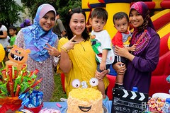 Birthday Qeeb 3yo