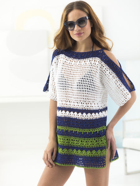 Beach Cover Up (Crochet)