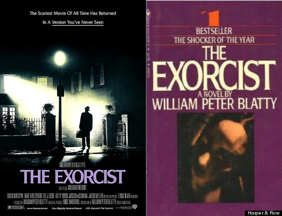 exorcist book