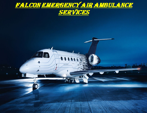 Falcon Emergency Air And Train Ambulance Services From