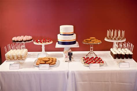 cocoa & fig: Minneapolis Wedding Cake and Dessert Table
