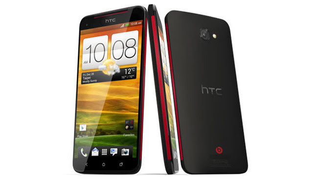HTC Butterfly officially official