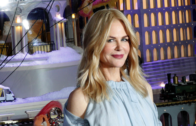 nicole kidman paris printemps navidad look fendi