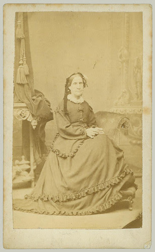 CDV sitting portrait