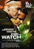 End of Watch Filmplakat