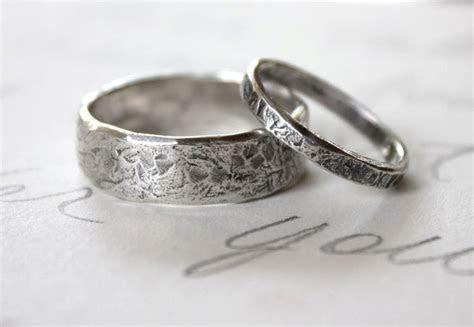 Rustic Wedding Rings
