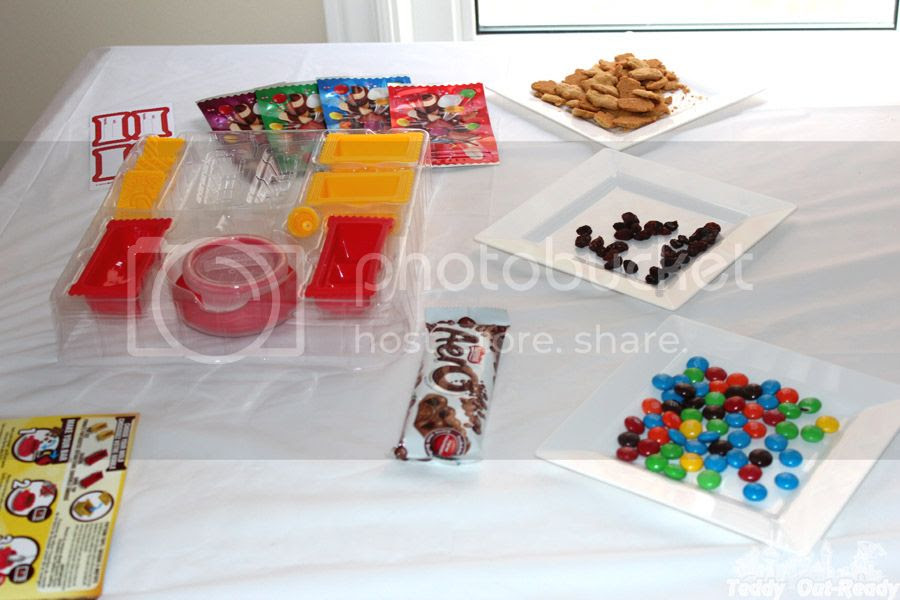 Chocolate Bar Maker tools