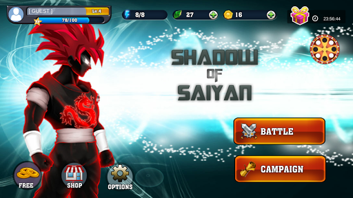hack Shadow of Saiyan v1.8