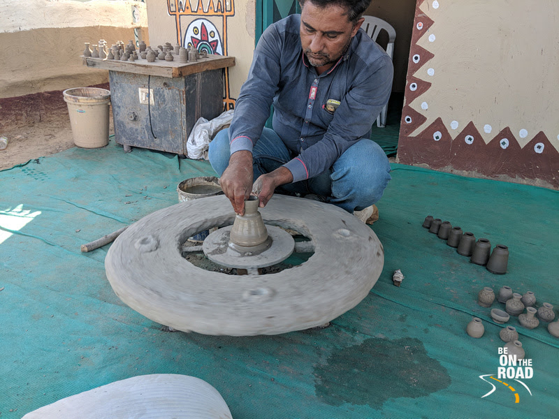 The pottery makers of Kutch