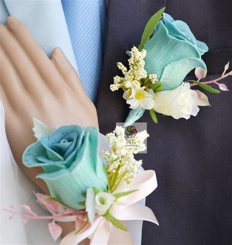 Popular Corsage Blue Buy Cheap Corsage Blue lots from