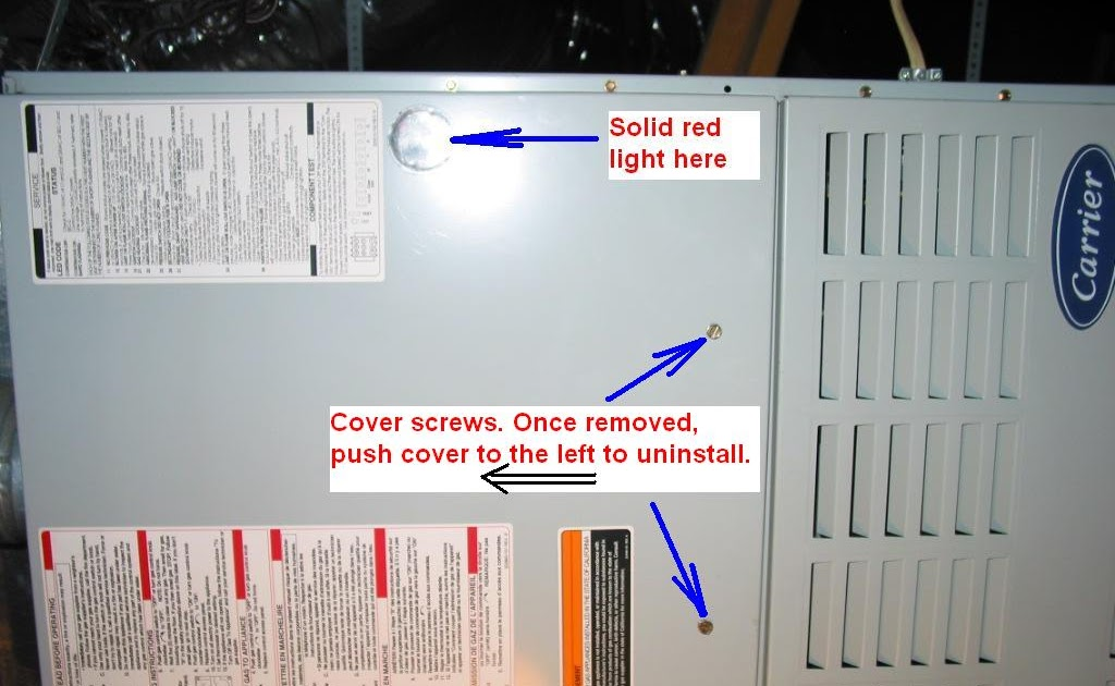 Coppell Tv Repair Online Blog Fix For Furnace Fan Not