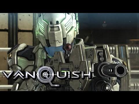 Vanquish Review | Gameplay