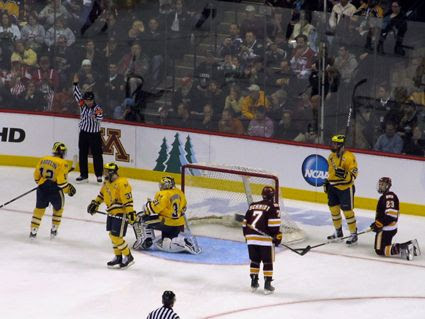 UMD goes on powerplay Mac Bennett 9-09-2