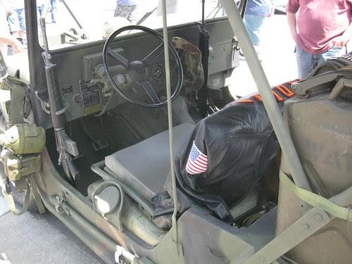 U.S. Marine Jeep - Cruisin Colby