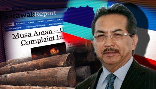 BN cari penyakit ketepikan Musa Aman di Sabah
