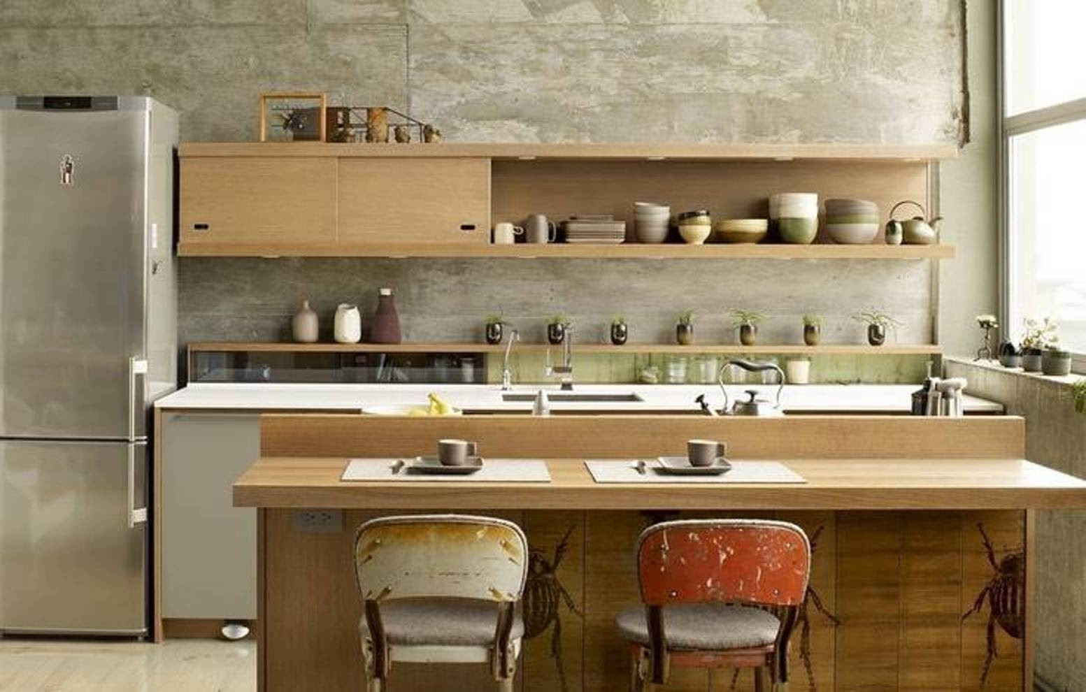 Modern Japanese Kitchen Designs for Sophistication and ...