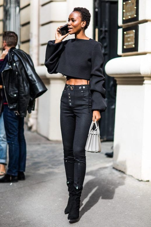 Le Fashion Blog The Best Cropped Sweaters Via Sandra Semburg