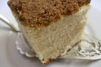 Cinnamon Crunch Cake Recipe