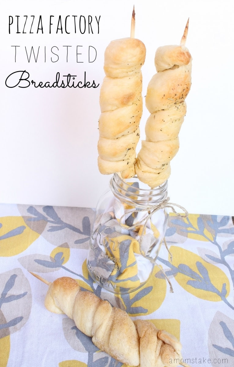 http://www.amomstake.com/2014/08/easy-pizza-factory-twisted-breadsticks/