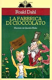Risultati immagini per la fabbrica di cioccolato libro